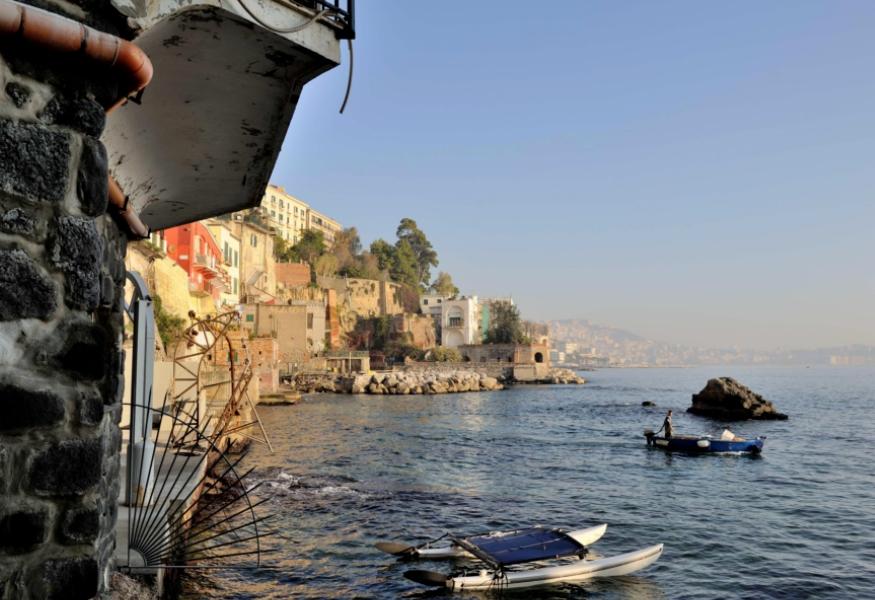 POSILLIPO: LA LEGGENDA DELLA BAIA DEI DUE FRATI